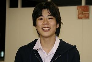 鎌田将晴くん(立教高校3年)
