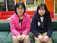 鈴木さん(左)、楠野さん(右)