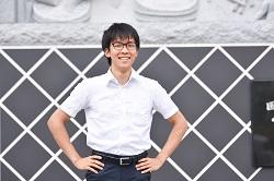 小坂真琴くん(東京大学教養学部1年)