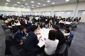 全国の高校生徒会役員が大集合、「生徒会って何のためにあるのか」を ...