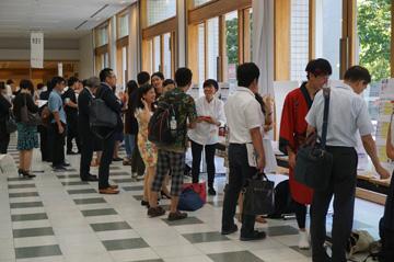 トビタテ! 留学JAPAN 第2回留学成果報告会ポスターセッション(大学生の部)