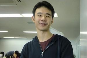 西山柾克君(早稲田大学高等学院3年生)
