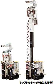 「高所調査用ロボット」 産業技術総合研究所HPより
