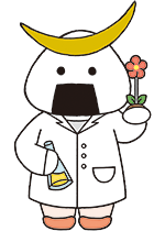 大会マスコットキャラクター「むすび丸」