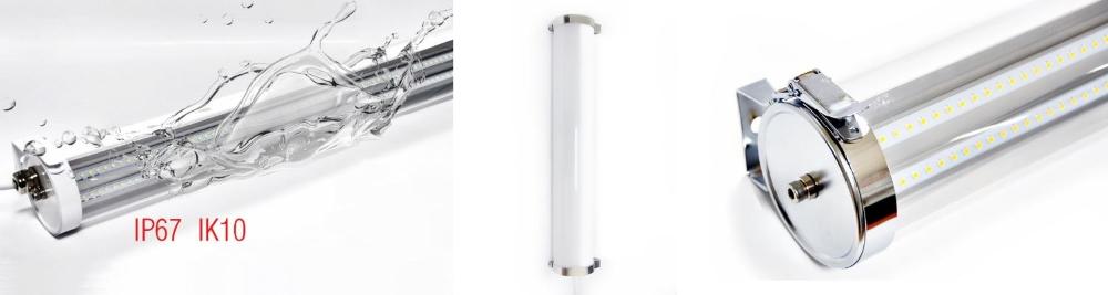 PL-BIND LED verbindungsstarke Tube mit IP67/IK10