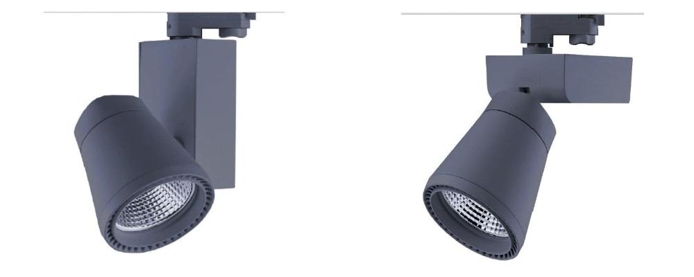 PL-TL LED Tracklights/Spotlights - Schienensystem Strahler