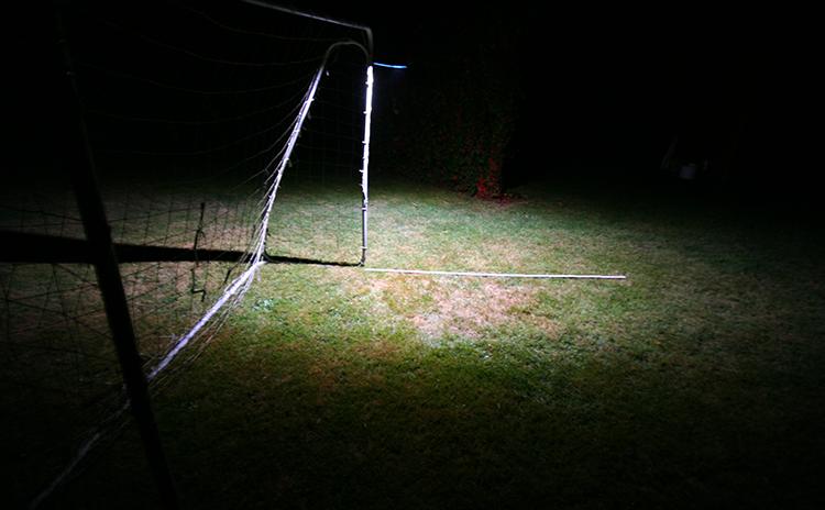 1,0 Meter Beleuchtungsstärke von 160 Lux