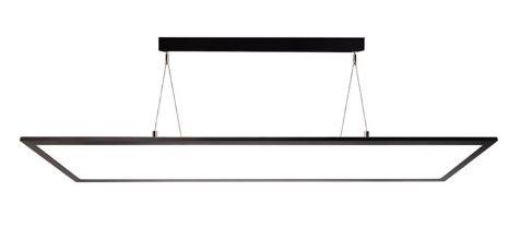 PL-PN t LED transparente Arbeitsplatzleuchten Decken - Panels