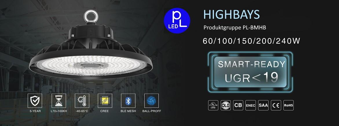 LED Highbays der neuen Generation