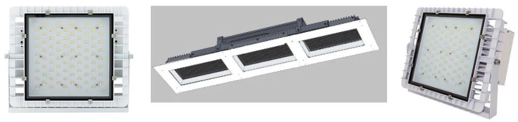 PL-SPH LED PL-ECO System für Sporthallen mit Ballwurfzertifikat