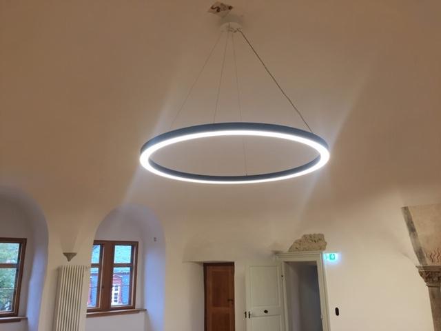 LED Ringleuchte Ø 2,5m