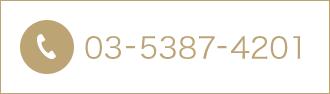 電話番号03-5387-4201