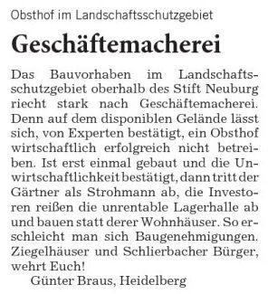 (Quelle: Rhein-Neckar-Zeitung vom 06.05.2014)