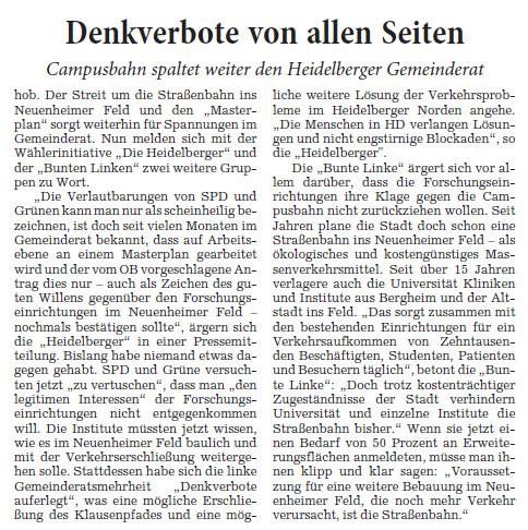 (Quelle: Rhein-Neckar-Zeitung vom 16.03.2015)