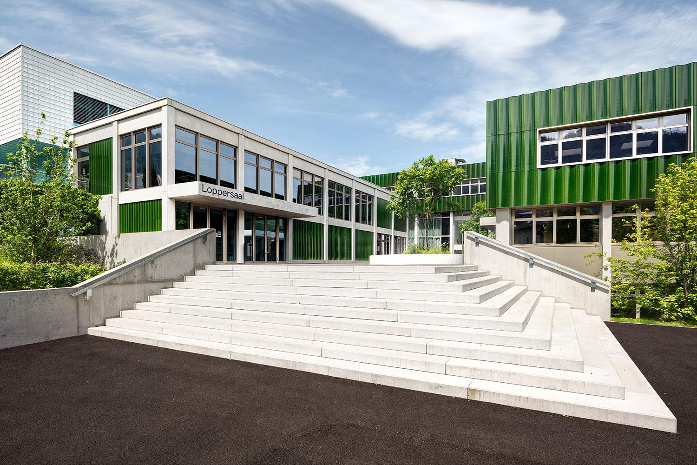 Schulhaus Grossmatt, Hergiswil NW