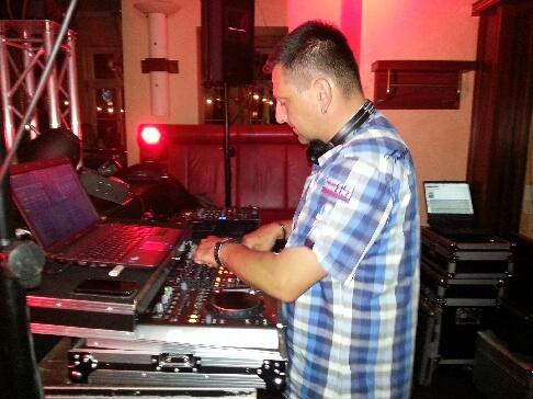 DJ Event FGirmenfeier
