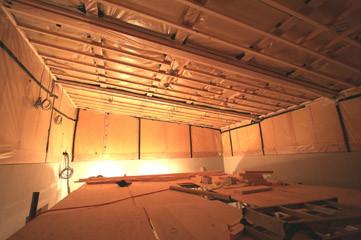 壁天井の様子