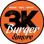 Danke dem 3K Burger & More Kirchheim für die Unterstützung des Kirchheimer Kultursommers 2020