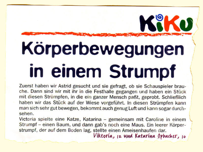 Kiku - (Kinderkurier) - Polymorph for Kids