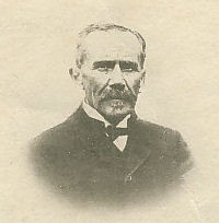 Joseph HUBLER le grand-père, instituteur.