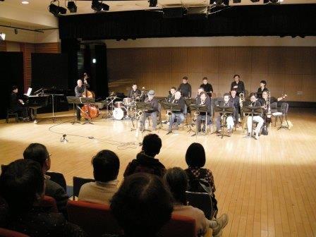 ジャズコンサート(さいたまアーツ21)