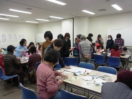 科学遊び(コミュニティキャンパス浦和)