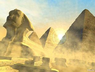Todo apunta a que los egipcios tuvieron poco y nada que ver con la construcción del complejo de Giza...
