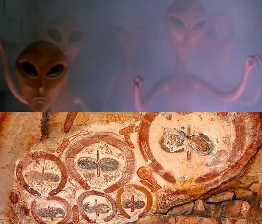 Son estos retratos los mismos seres ?
