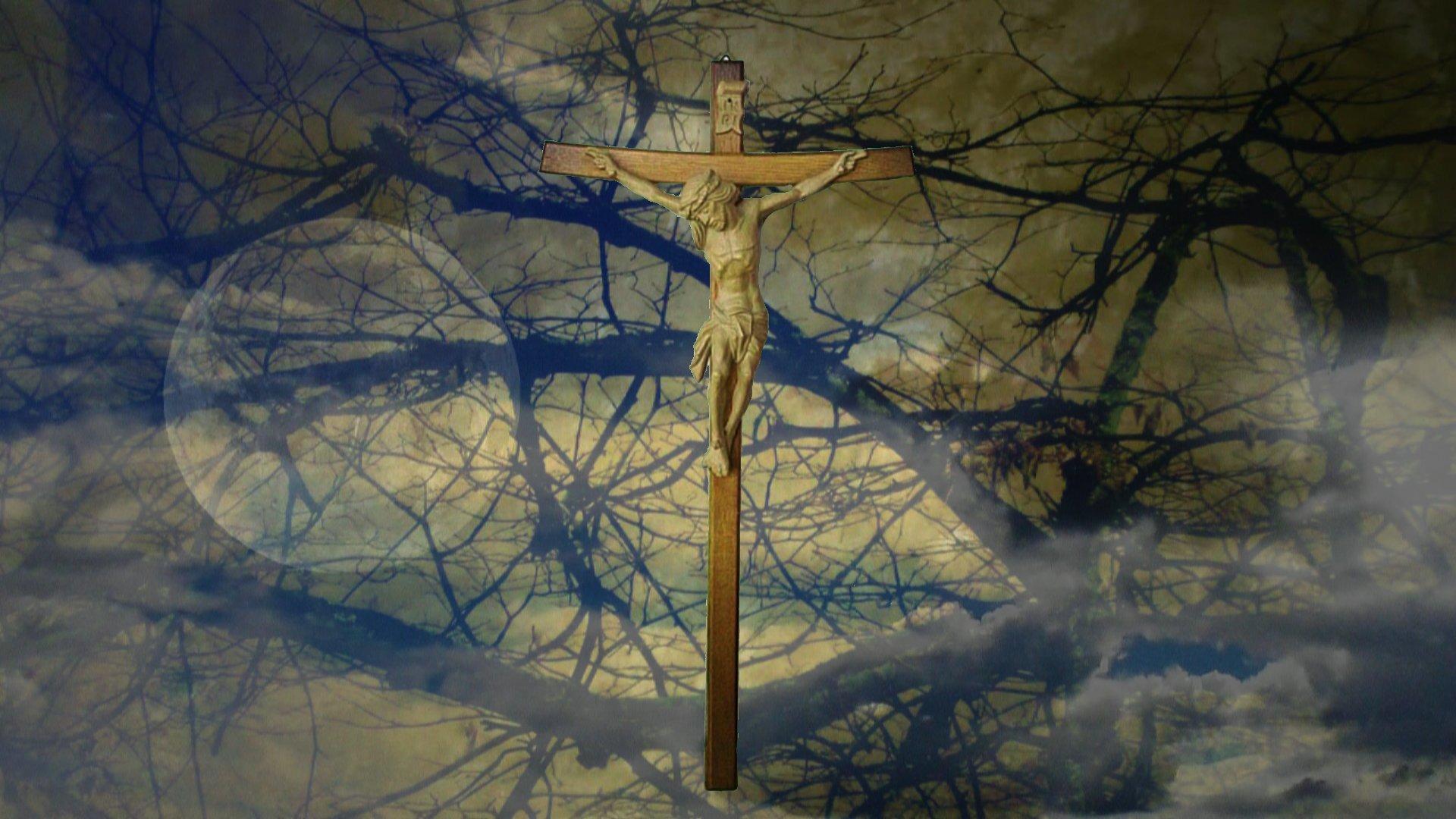Christliche Ostergrüße Und Osterwünsche Religiöse Kreuze