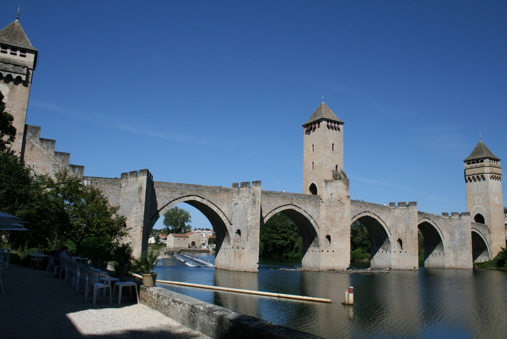 photo ville de Cahors