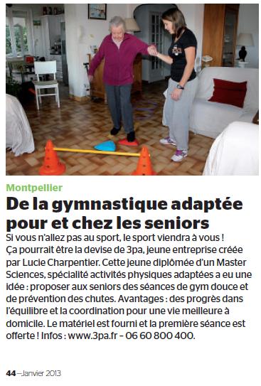 Hérault Magazine - Janvier 2013
