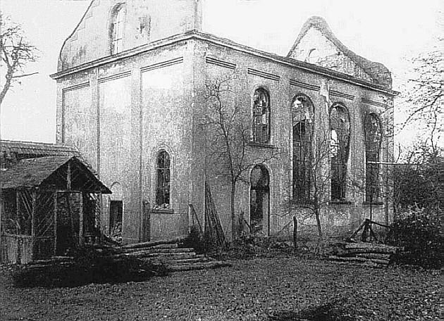 """Schändliches Ergebnis der """"Kristallnacht"""", Nov. 1938"""