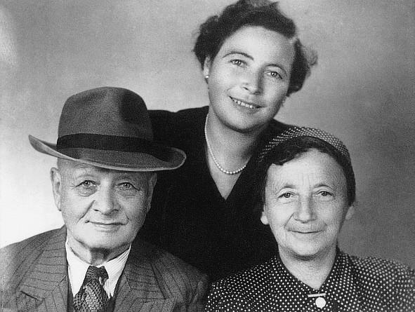 Familie Hermann Adler, Haushaltswaren, Querstraße