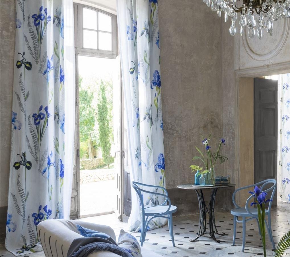Designers Guild - Couture Rose Iris