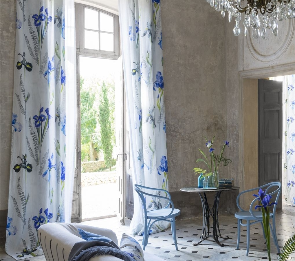Designers Guild - Couture Rose Iris