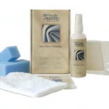 Textile Master Mikrofaser-Gewebe Pflege Kit