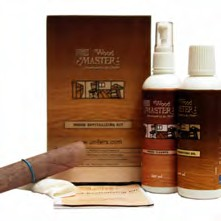 WM MIDI Wood Revitalizing Kit (für Naturholz)