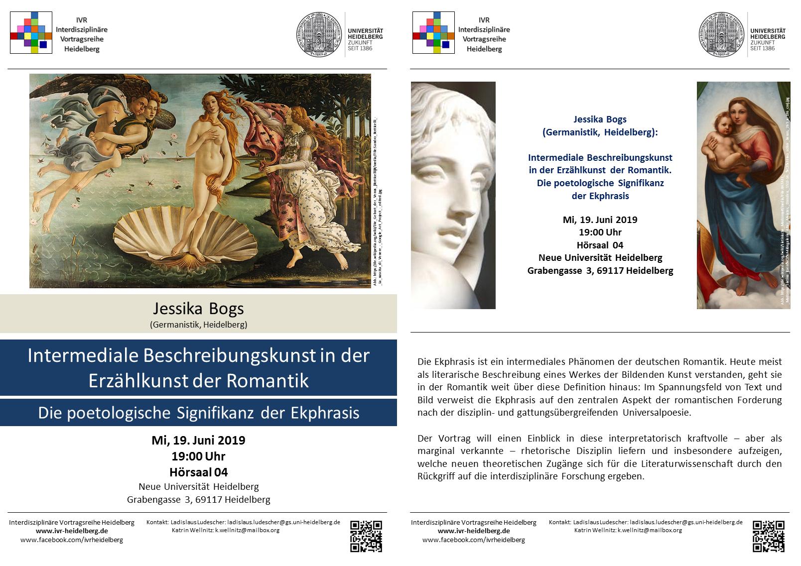 Archiv Ss 2019 Ivr Heidelbergs Webseite