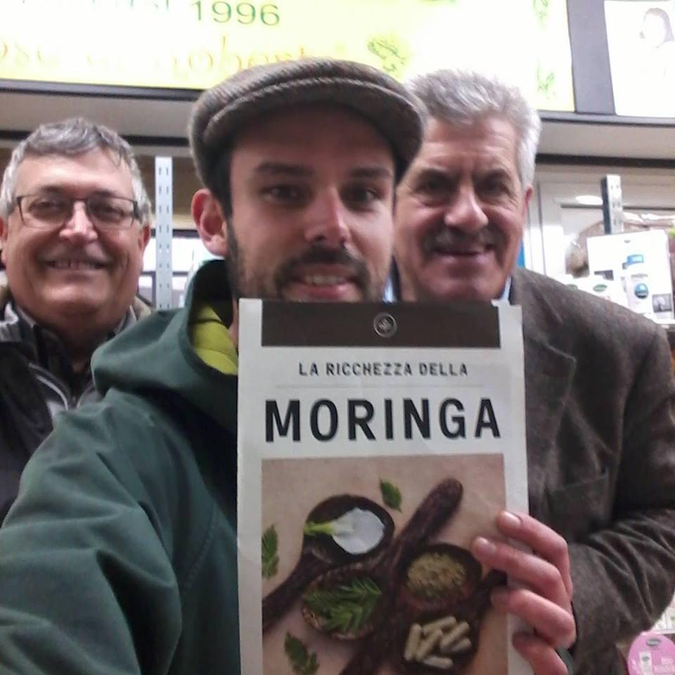 Con il fitopreparatore Sarandrea Marco scopriamo le fantastiche proprietà della Moringa.