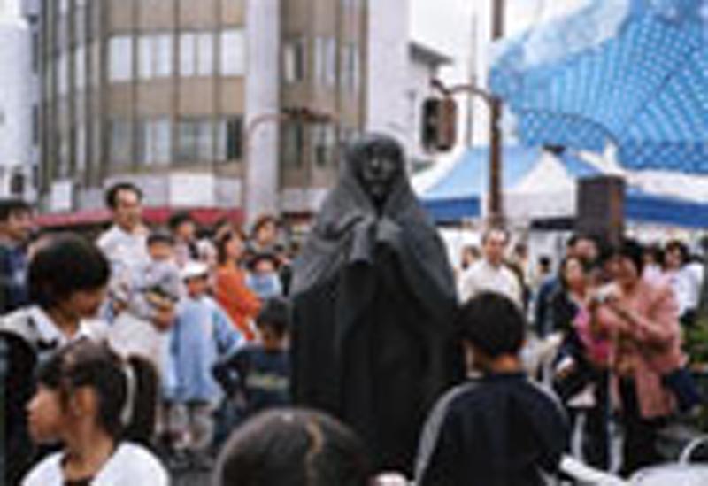 大道芸の共演 ガンジス・インダス・ドーダス