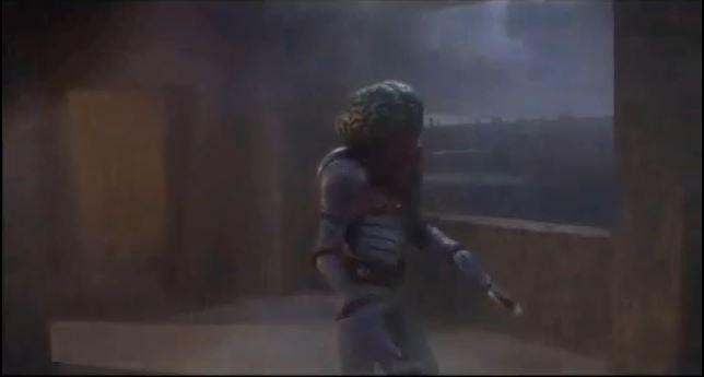 das ameisenähnliche Monster aus Metaluna 4 bekam später sogar ein eigenes Spielzeug