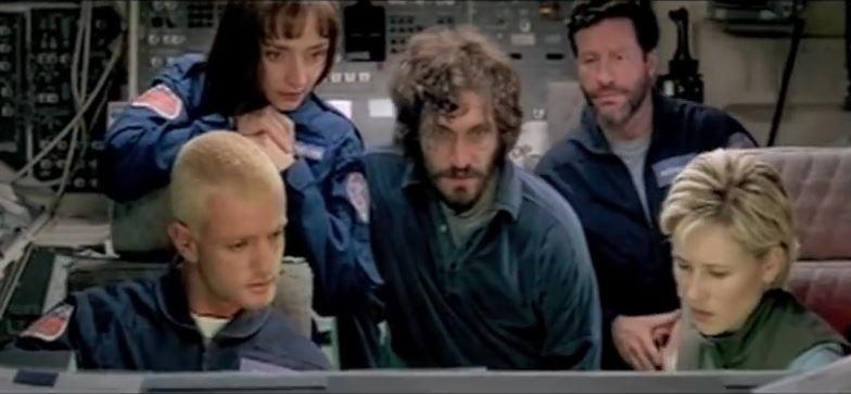 das Schiff ist beschädigt, der Sauerstoff reicht nicht für alle fünf Überlebenden, was nun?
