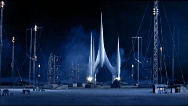 die Kosmokrato I wies für die damalige Zeit ein äußerst futuristisches Design auf