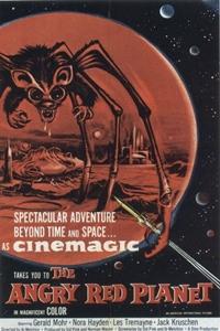 Plakat: American International Pictures, Bildzitate: Mig Filmgroup