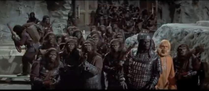 General Ursus zettelt einen Krieg gegen die Telepathen der verbotenen Zone an