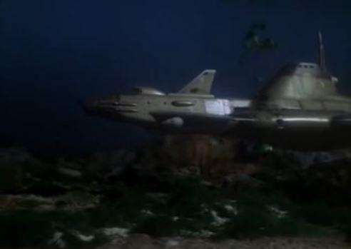 der Skydiver ist nur eine der hypermodernen Waffen, die S.H.A.D.O. zur Verfügung stehen