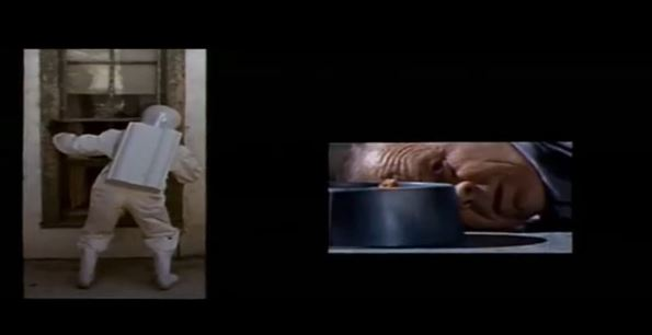 Robert Wise verwendete u.a. Split-Screen-Techniken