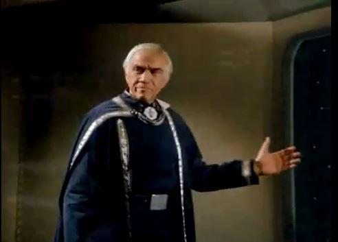 Lorne Green war die ideale Vaterfigur für Kampfstern Galactica