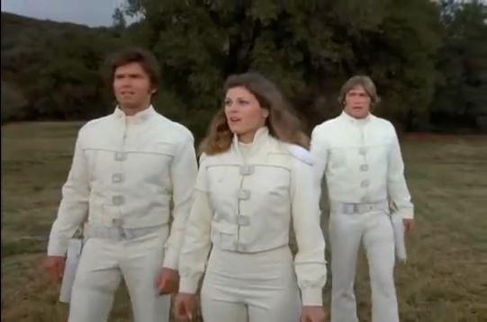 neue Schauspieler, wenig Budget: Galactica 1980 war nur mehr ein Schatten des Originals