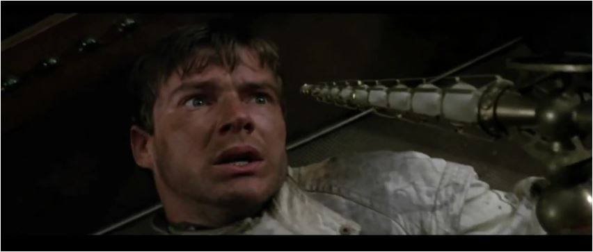 Willis Davidge wird sehr gut vom damals noch jungen Dennis McQuaid verkörpert
